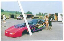 "Vintage NHRA Drag Racing-""BEAR""-Funny Car & Pretty Model"