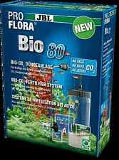 JBL ProFlora Bio80 - co2 System pro flora carbon aquarium fertiliser bio 80