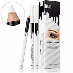 Makeup Eyeliner Pencil Matte Highlighter Pure White Shimmer Eyeliner Pencils Kit