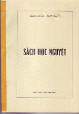 Sach Hoc Dan Nguyet- Viet Dan Nguyet Study Manual-1983-Rare