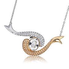 Swarovski Crystal Aquatic Necklace 5038553 NIB