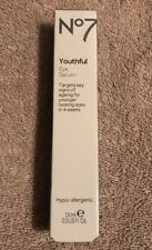 NEW Boots No7 Youthful Eye Serum 15ml / 0.5 US Fl Oz FREE SHIPPING 📮📦 l👀k!!!