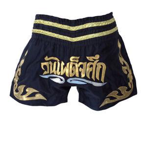TMA Muay Thai Shorts Grappling Fight Kick Boxing MMA Martial Arts