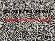 M5-0.8x35 Stainless Steel Hex Head Cap Screws M5x35 Bolts 50 5mm x 35mm