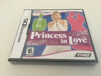 Princess in Love (Nintendo DS, 2009) DS NEW!