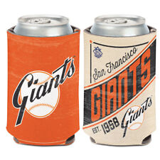 San Francisco Giants MLB Cooperstown Can Cooler 12 oz. Koozie