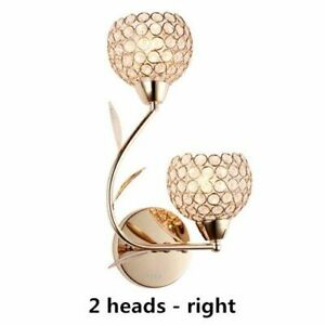 Incandescent Lamps Wall-mounted Bulb Light Luminous Home Decor Lighting Elegant