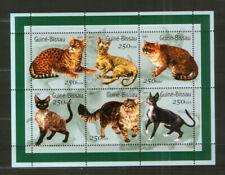 Postfrisch 1989 Kunstgegenstände kompl.ausg. Guinea-bissau 1065-1071