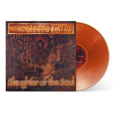 At The Gates 'Slaughter Of The Soul' Orange Vinyl - NEU