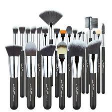 24Pcs Natural Hair Makeup Wooden Brush Set Professional Safety Brush Tools Kits