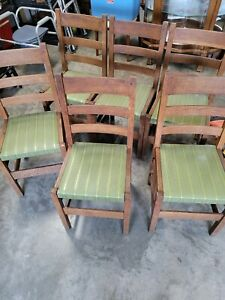 L. J. G. Stickley Dining Chairs