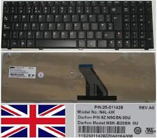 Qwerty Keyboard UK Lenovo 3000 G560 N4L-UK NSK-B20SN 9Z.N5GSN.00U 25-011428