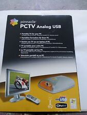PINNACLE PCTV ANALOG USB