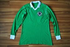 TRUE VINTAGE GERMANY AWAY FOOTBALL SHIRT 1979-1980 LONG SLEEVE MATCH WORN ? RARE