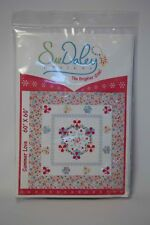 Sue Daley The Brighter Side Summer Love Quilt Kit English Paper Pieces Pattern