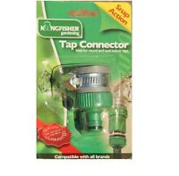 """Tap To Garden Hose Pipe Connector Mixer Kitchen Multi Purpose Diy Fitting 1/2"""""""