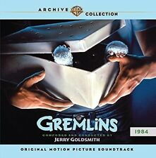 Gremlins / O.S.T. - Jerry Goldsmith (CD Used Very Good)