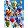 5D DIY Full Drill Diamond Painting Hot Air Balloon Cross Stitch Embroidery R1BO