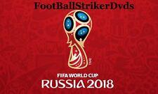 2018 World Cup Qf Brazil vs Belgium on Dvd