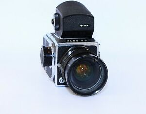 RARE KIEV-88 USSR MEDIUM Format 6x6 HASSELBLAD COPY FILM camera w/s Lens MIR-38B