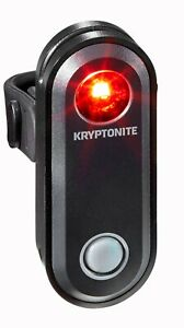 Kryptonite Avenue R-30 USB Rechargeable Ultra Bright - Rear Cycle Bike Light