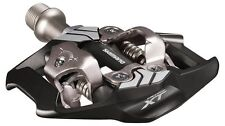 Shimano XT PD-M8020 Trail Mountain Bike MTB Pedals with cleats