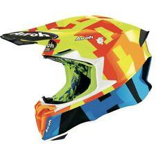 Airoh Giro 2.0 Marco Amarillo Brillo Motocross MX Enduro Moto de Cross Quad Atv