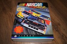 Nascar racing 2 sierra game spiele pc cd-rom 1996 deutsch edition