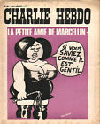 CHARLIE HEBDO N°138 du 9 juillet 1973 la petite amie de marcellin WOLINSKI