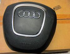 09 10 11 12 Audi  Driver Wheel Airbag BLACK OEM NICE USED