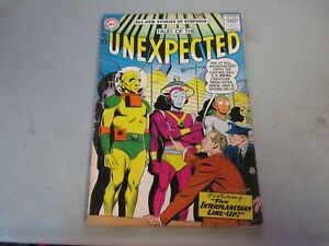 Tales Of The Unexpected #16 COMIC BOOK 1957 DC