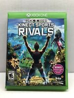 Sports Rivals (Microsoft Xbox One, 2014) Complete Tested Working - Free Ship