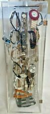 Revolving Lock Counter Top Display Case Jewelry W 25 Fashion Watches Wholesale