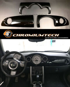 MK1 MINI Cooper/S/ONE JCW R50 R52 R53 BLACK Dashboard Cover for RHD Models