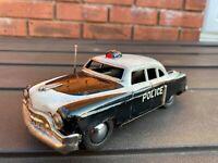 SSS Toys Japan Police Car - Nice Vintage Original Model