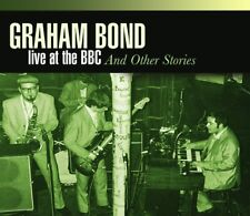 GRAHAM BOND - LIVE AT THE BBC & OTHER STORIES 4 CD NEW