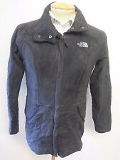 North Face Mid-weight Polartec Full Zip Fleece - S UK 8/10 Euro 36-38 - Black