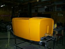 1932 32 Ford Roadster Pickup fiberglass body doors Hung and latched