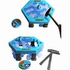 Table Box Ice Breaking Save The Penguin Interactive Ice Breaking Family Fun Game