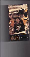 MARIO LEMIEUX A Success Story VHS MINT!