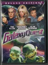 Galaxy Quest Deluxe Edition Dvd (2009)