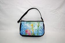 Vintage Disney Tinkerbell Handbag Garden Pixie Purse Tinker Bell pocketbook New