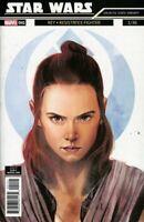 Star Wars #41 2018 Unread Rod Reis Galactic Icons Rey Variant Marvel Comics NM