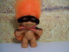"""2/"""" Russ Troll Dolls NEW IN ORIGINAL WRAPPER HALLOWEEN MASKED MAN EARRINGS"""