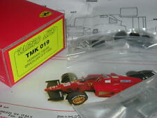 Tameo Kits 1:43 KIT TMK 019 Ferrari 156/85 Brazilian GP 1985 Alboreto/Arnoux NEW