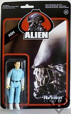 "ASH Alien 1979 Movie 3 3/4"" inch Reaction Action Figure Super 7 Funko 2013"