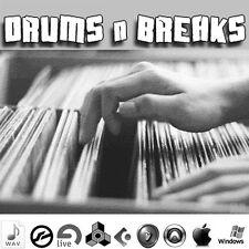 Vinyl break breakbeat vinyl drum ASR10 emu sp1200 sp 1200 sp12 NI maschine s950