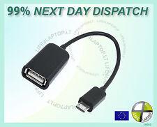 Micro Usb Hembra Otg Cable Adaptador Host Para Nokia N810 N900 Nokia N8
