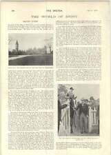 1899 Duc de Westminster Avec Flying Fox Eaton Hall
