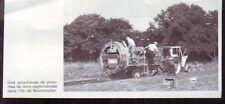 1979  --  ARRACHEUSE DE POMMES DE TERRE NOIRMOUTIER  S118